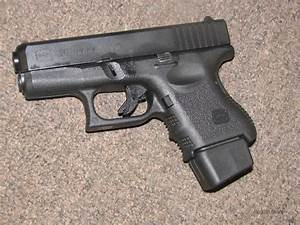 GLOCK 26 9mm w/ EXTENDED MAG for sale  Extended