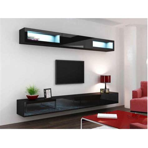 meuble cuisine 30 cm meuble tv vigo trend noir séjour meuble tv