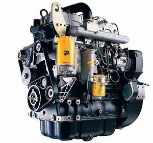 Jcb 444 Mechanical Engine Factory Service  U0026 Shop Manual