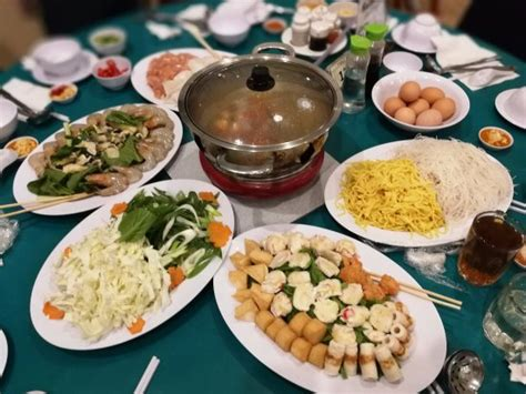 Steamboat Dinner by Steamboat Dinner Picture Of Kinabalu Pine Resort