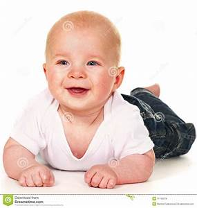 Laughing Baby Boy Royalty Free Stock Images - Image: 11742579
