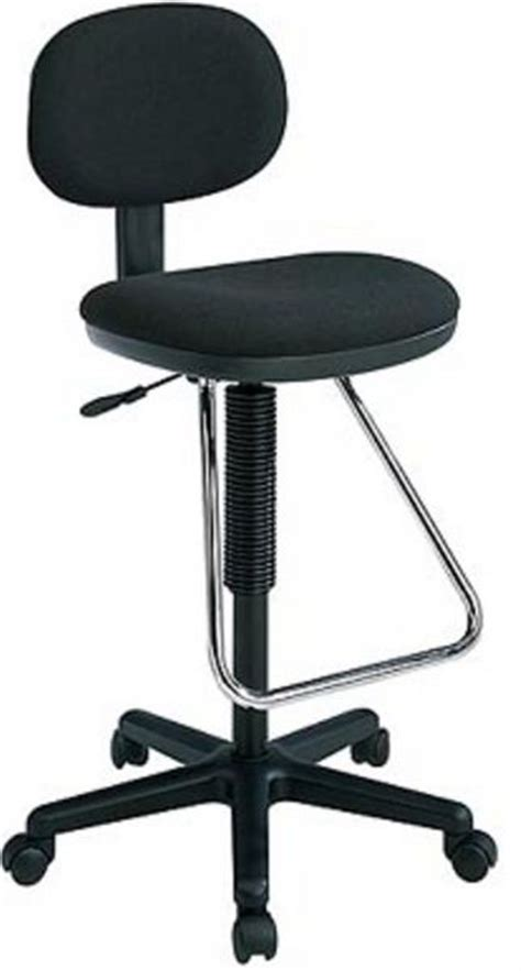 office stardc430 economical chair with chrome teardrop
