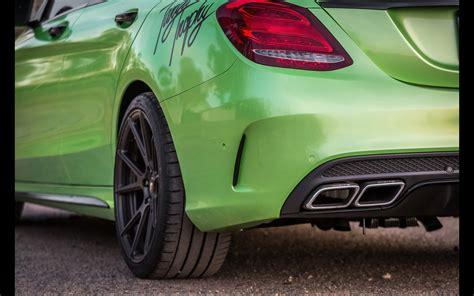 2018 Vorsteiner Mercedes Amg C63 V Ff 106 Details 3