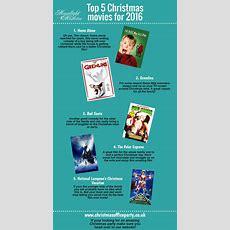 Top 5 Christmas Movies For 2016 Moonlightmistletoe