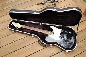 2001 Fender American Standard Telecaster W   Skb Style Case
