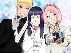 Naruto And Hinata Wedd...