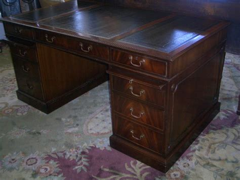 partners desk for sale partners desk for sale antiques com classifieds