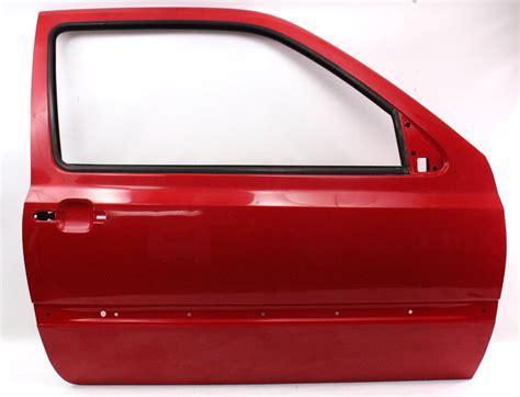 Rh Front Door Shell Skin 93-99 Vw Golf Gti Mk3 2 Door