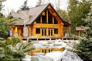 What Do Log  U0026 Timber Frame Homes Cost