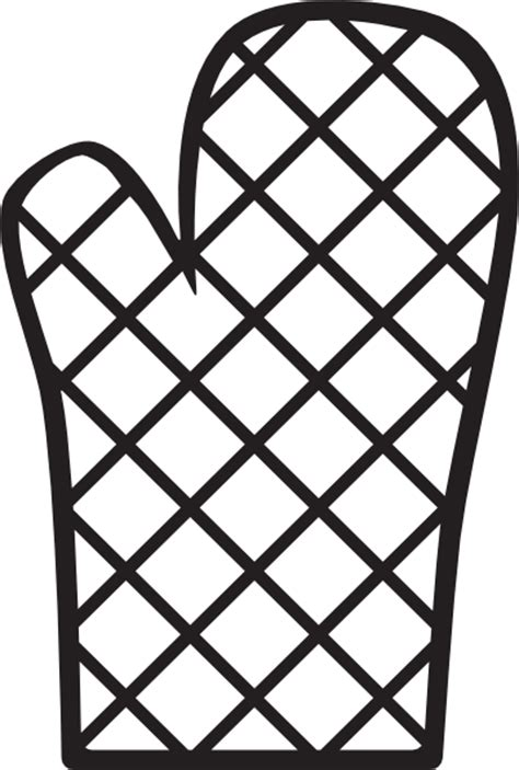 oven mitts clipart   cliparts  images  clipground