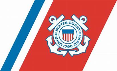 Guard Coast Flag Service Visit Mark Rescue
