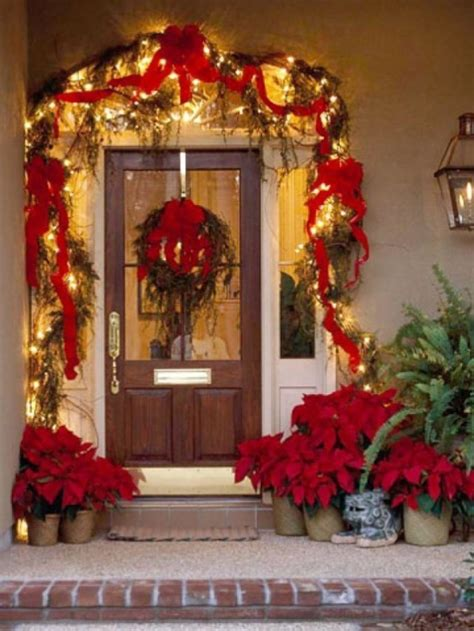 christmas entryway decor ideas    love