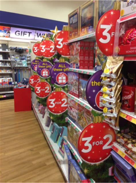 Christmas Fsdus & Point Of Sale At Kentons  Www
