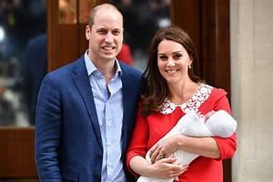 New England Royal Family Baby