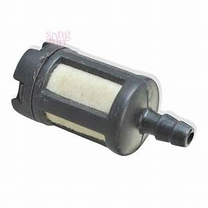 Fuel Petrol Filter Fit Chainsaw Partner 350 351 Mcculloch