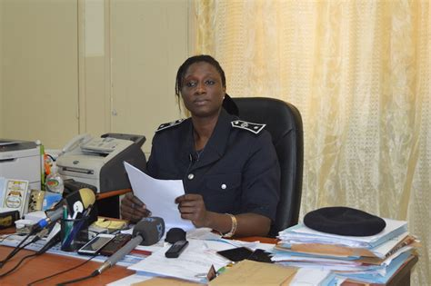 bureau de probation le commissaire de tabara ndiaye nouveau porte