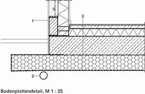 Bewehrung Bodenplatte Aufbau : schwimmender estrich detail bau au erhalb der stadt ~ Orissabook.com Haus und Dekorationen