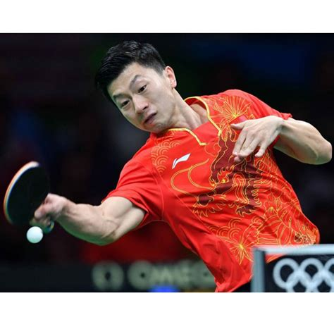 Table tennis had appeared at the summer olympics o. Men Table Tennis Jersey 2016 Olympics CHN Table Tennis ...