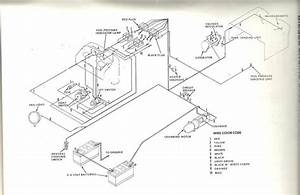 Case 430 Tractor Wiring Diagram  1969 430 Gas Wiring