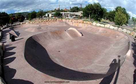 Manitou Springs Colorado, Skatepark