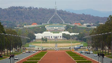 Parliament House  Canberra, Australian Capital Territory