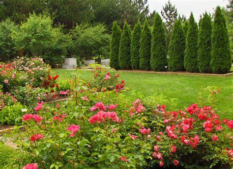 Rose Garden  Gabis Arboretum At Purdue Northwest  Gabis
