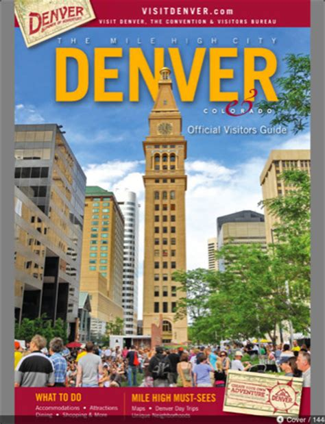 denver colorado official visitors guide 2 2 1 app for