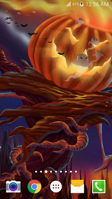Halloween Live Wallpaper Pro Free Android Live Wallpaper
