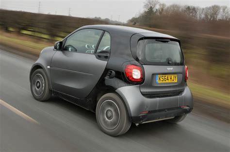 Smart Fortwo Verdict  Autocar