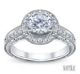 wedding rings real diamonds halo engagement ring robbins brothers engagement rings proposals weddings