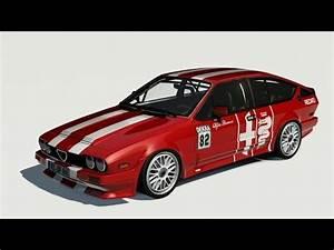 Alfa Romeo Gtv6 Occasion : assetto corsa tuning mod alfa romeo gtv6 youtube ~ Medecine-chirurgie-esthetiques.com Avis de Voitures
