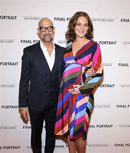 Stanley Tucci & Felicity Blunt Expecting Baby #2 ...