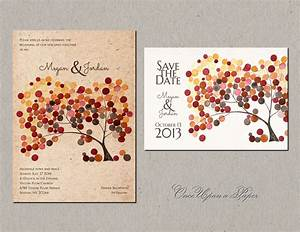Diy printable custom wedding card package save the date for Wedding invitations thank you cards package