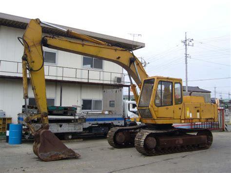 Mitsubishi Excavator by Caterpillar Mitsubishi Hydraulic Excavator Ms140 2