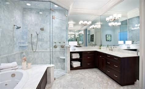 corner shower configurations     dead spaces