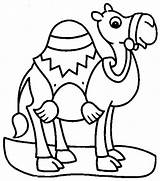 Coloring Camel Transportation Colorear Dromadaire Deve Boyama Ruheraum Camels Colorir Malvorlagen Dibujos Camello Resmi Camellos Animales Imprimir Printables Okul Malen sketch template