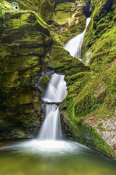 Magical Place Rocks by Beautiful Cornish Waterfall A Magical Place Near