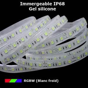 Eclairage Led En Ruban : rubans led immergeables ip68 pour piscines bassins et ~ Premium-room.com Idées de Décoration