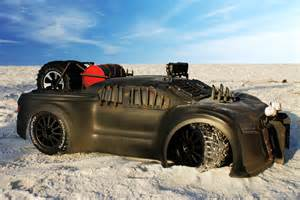 Roll Up Bed Cover by Traxxas Slash 4x4 Mad Max Project Jconcepts