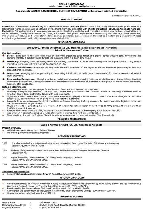 resume samples executive level danayaus