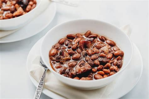 Bring beans and next 4 ingredients to a boil in a dutch oven; Southern Crock Pot Pinto Beans With Ham Hocks Recipe