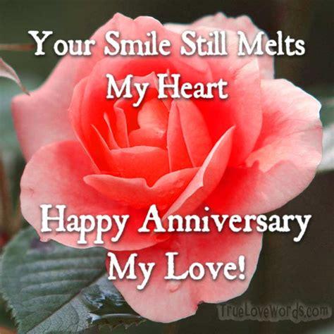 Happy Wedding Anniversary Wishes to My Wife