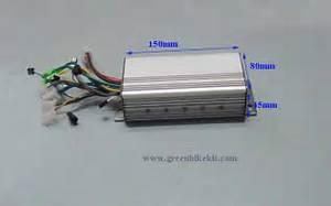 48v500w Controller For Hub Motor  Sensored And Sensorless