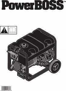Briggs  U0026 Stratton Portable Generator 5600 Watt User Guide