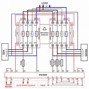 3 Phase Wiring Diagram