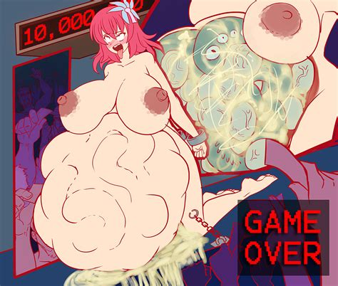 Game Over Lv5 By Gerph Hentai Foundry