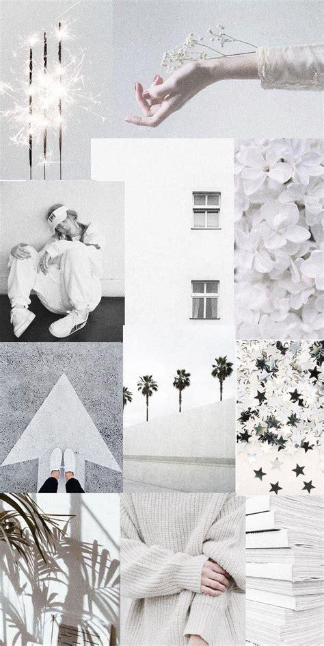 light grey aesthetic wallpapers