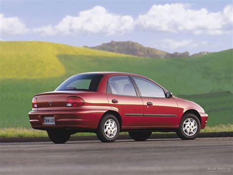 Chevrolet Metro (mr226) 1998 Models Autodatabasecom