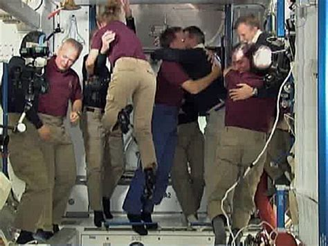 who makes the cargo pants for the iss crew nasa