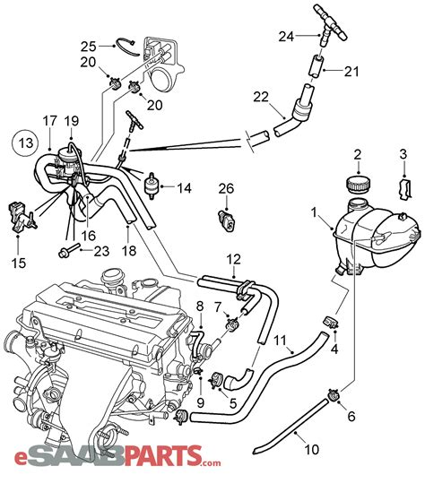 Saab Fuel Diagram by Dd15 Fuel Breakdown Wiring Diagram Database
